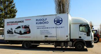 Autoškola Brno Kubičko IVECO